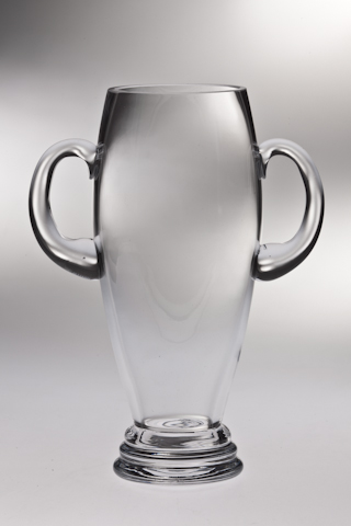 "12""HIGH CLEAR CRYSTAL AWARD --ITEM#1197M"