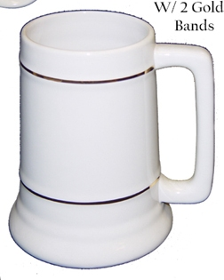 28oz CERAMIC STEIN--ITEM#224