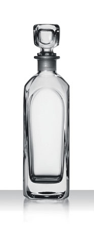 60oz CRYSTAL DECANTER--ITEM#326
