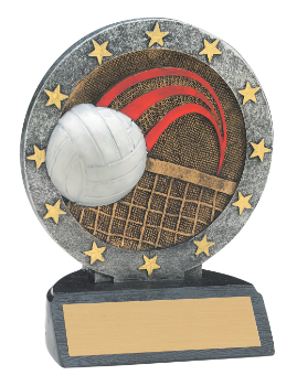 "4 1/2"" ALL STAR VOLLEYBALL--ITEM#608"
