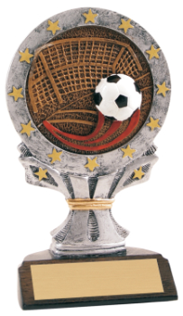 "6 1/4"" ALL STAR SOCCER--ITEM#654"