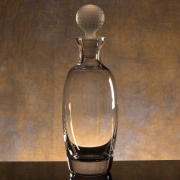 1LITER CRYSTAL DECANTER--ITEM#1237L