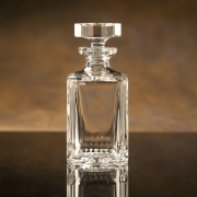 28oz CRYSTAL PRINCETON DECANTER--ITEM#1238