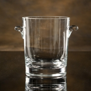 "9""H CRYSTAL TAYLOR ICE BUCKET--ITEM#1222L"