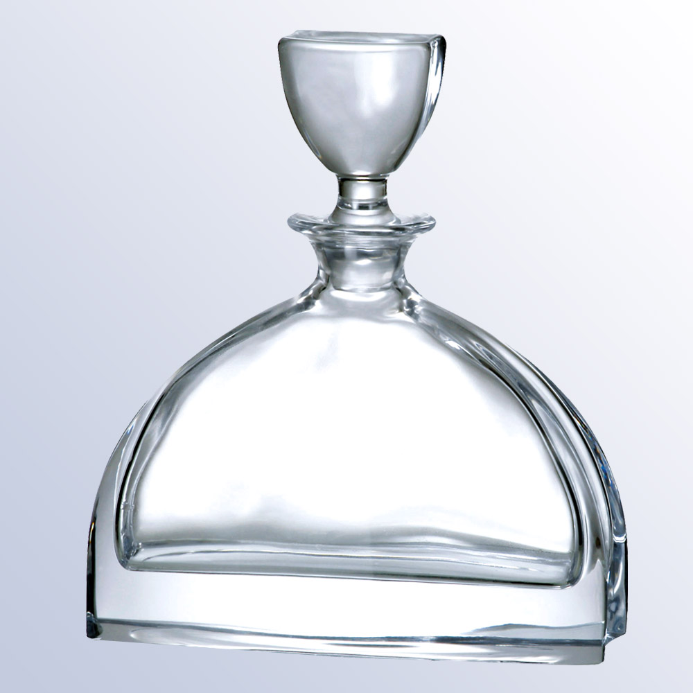 25oz CRYSTAL DECANTER--ITEM#1249