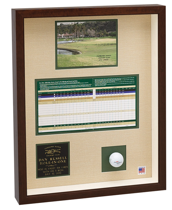New Products For December Hole In One