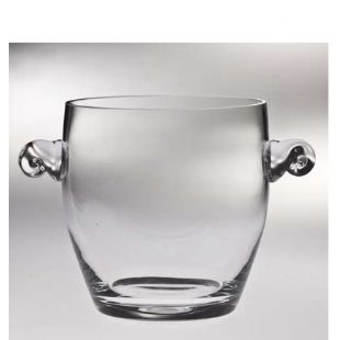 "9""H CRYSTAL ICE BUCKET--ITEM#1225L"